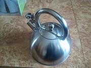 Экологический Чайник 2, 5 л. индукция - нержавейка без бакелита на ПОДАРОК Киев