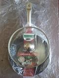 Экологическая сковорода 26 см. индукция со стекл. крышкой на ПОДАРОК Днепродзержинск