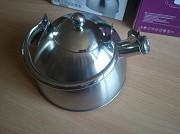 Индукционный чайник 3 литра со свистком, новый екологичний та стильний подарунок Днепродзержинск