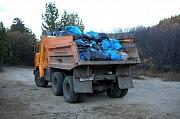 Вывоз грунта и строительного мусора, мебели Одесса