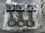 Поршня, шатуны Рено 11, 19, 21, двиг F2N, F3N, ориг, 1.7л, Renault Винница