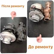 Ремонт турбін дизельних двигунів Львов