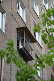 """Прогулочный вольер для кошек на окно. """"Броневик"""" Днепр Днепр"""