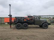 Буровая установка БГМ 1 на базе Зила 157 в отличном состоянии, с конверсии Одесса