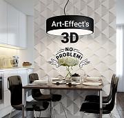 Гипсовые 3D панели монтаж Киев Киев