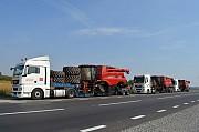Негабаритные перевозки по территории Украины и Западной Европе Волочиск